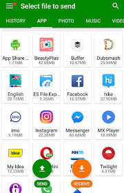 gionee xender download for android free