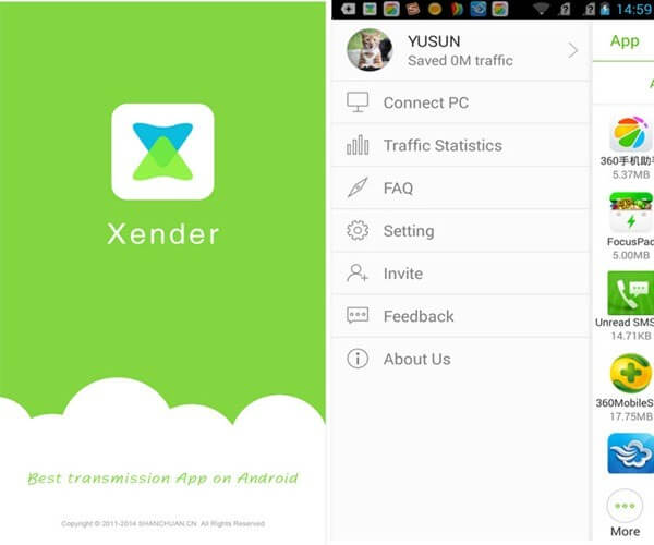 Xender Old Version Download