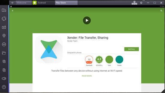 Xender for Apple